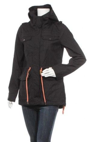 Дамско яке My Hailys, Размер M, Цвят Черен, 65% полиестер, 35% памук, Цена 25,52лв.