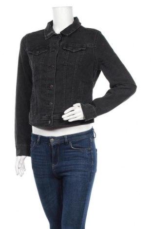 Γυναικείο μπουφάν Old Navy, Μέγεθος M, Χρώμα Γκρί, 70% βαμβάκι, 28% πολυεστέρας, 2% ελαστάνη, Τιμή 16,96€