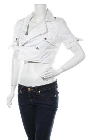 Дамско яке Orsay, Размер M, Цвят Бял, Памук, Цена 9,83лв.