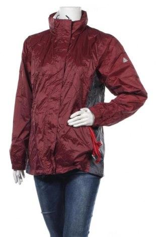 Дамско спортно яке, Размер M, Цвят Червен, Полиестер, Цена 8,93лв.