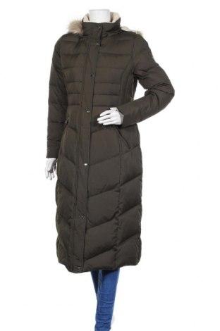Дамско яке Ralph Lauren, Размер M, Цвят Зелен, Полиестер, пух и пера, Цена 305,40лв.