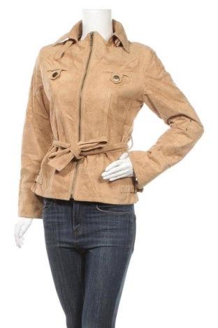 Γυναικείο μπουφάν Softy, Μέγεθος S, Χρώμα Καφέ, Τιμή 10,00€