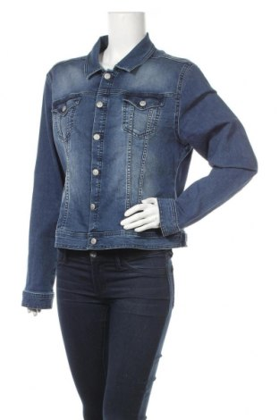 Γυναικείο μπουφάν Soya Concept, Μέγεθος XXL, Χρώμα Μπλέ, 78% βαμβάκι, 20% πολυεστέρας, 2% ελαστάνη, Τιμή 23,45€