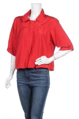 Γυναικείο μπουφάν Style & Co, Μέγεθος XL, Χρώμα Κόκκινο, 51% βαμβάκι, 49% πολυεστέρας, Τιμή 18,02€
