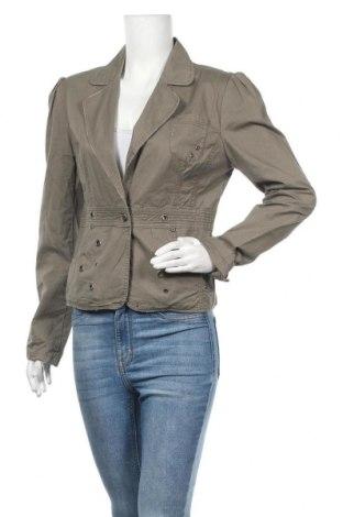 Дамско яке Sublevel, Размер L, Цвят Кафяв, 100% памук, Цена 8,93лв.