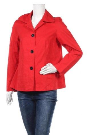 Дамско яке Suzanne Grae, Размер S, Цвят Червен, Полиестер, Цена 9,98лв.