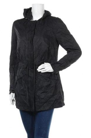 Дамско яке Tahari, Размер M, Цвят Черен, 52% памук, 44% полиамид, 4% метални нишки, Цена 18,11лв.
