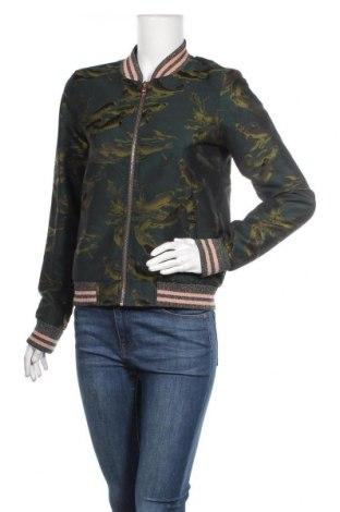 Дамско яке Tom Tailor, Размер S, Цвят Зелен, Полиестер, Цена 49,14лв.