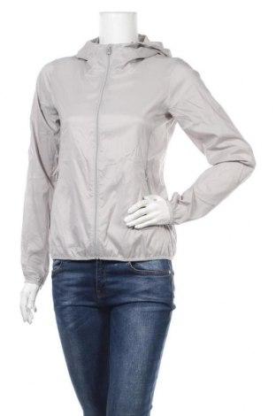 Дамско яке Uniqlo, Размер S, Цвят Сив, Полиестер, Цена 11,55лв.