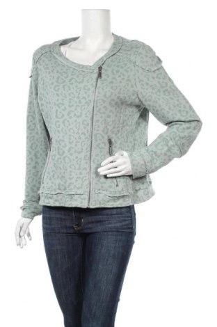 Γυναικεία ζακέτα Up 2 Fashion, Μέγεθος L, Χρώμα Πράσινο, 80% βαμβάκι, 20% πολυεστέρας, Τιμή 6,37€