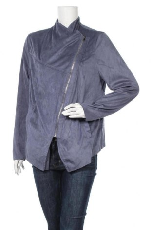 Γυναικείο μπουφάν Up 2 Fashion, Μέγεθος XL, Χρώμα Μπλέ, 88% πολυεστέρας, 12% ελαστάνη, Τιμή 18,29€