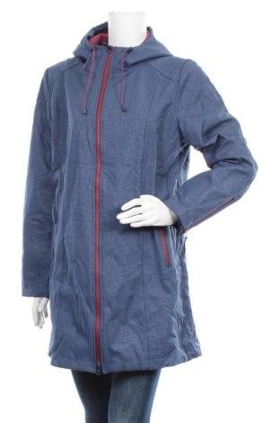 Γυναικείο μπουφάν Up 2 Fashion, Μέγεθος L, Χρώμα Μπλέ, 85% πολυεστέρας, 15% ελαστάνη, Τιμή 14,81€