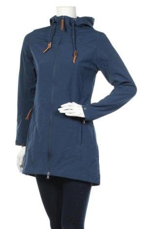 Γυναικείο μπουφάν Up 2 Fashion, Μέγεθος S, Χρώμα Μπλέ, 88% πολυεστέρας, 12% ελαστάνη, Τιμή 22,21€