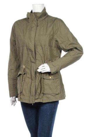 Γυναικείο μπουφάν Up 2 Fashion, Μέγεθος L, Χρώμα Πράσινο, Βαμβάκι, Τιμή 7,73€