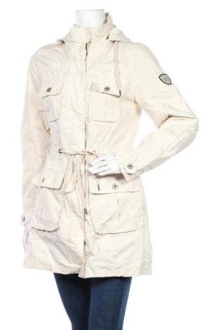 Γυναικείο μπουφάν Up 2 Fashion, Μέγεθος S, Χρώμα Εκρού, Βαμβάκι, Τιμή 7,69€