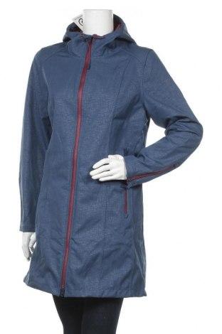 Γυναικείο μπουφάν Up 2 Fashion, Μέγεθος M, Χρώμα Μπλέ, 85% πολυεστέρας, 15% ελαστάνη, Τιμή 22,90€