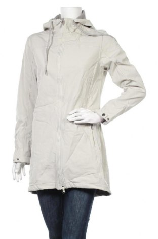 Γυναικείο μπουφάν Up 2 Fashion, Μέγεθος M, Χρώμα Εκρού, 88% πολυεστέρας, 12% ελαστάνη, Τιμή 9,32€