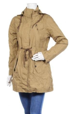Γυναικείο μπουφάν Up 2 Fashion, Μέγεθος XL, Χρώμα  Μπέζ, Βαμβάκι, Τιμή 16,37€