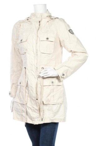 Γυναικείο μπουφάν Up 2 Fashion, Μέγεθος S, Χρώμα  Μπέζ, 100% βαμβάκι, Τιμή 6,59€