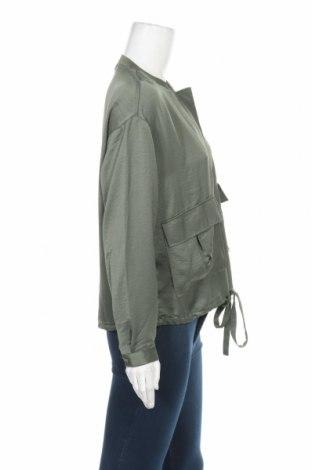 Дамско яке Vero Moda, Размер L, Цвят Зелен, Полиестер, Цена 10,80лв.