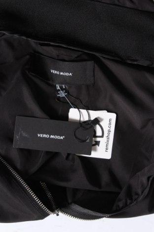 Дамско яке Vero Moda, Размер S, Цвят Черен, Полиестер, Цена 48,00лв.
