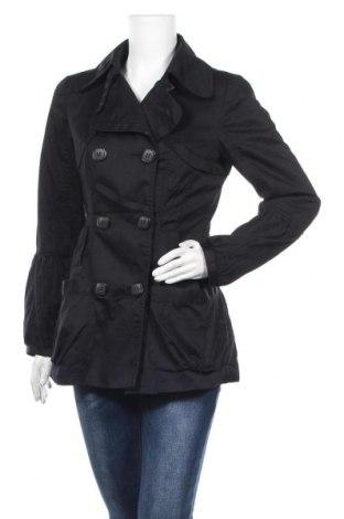 Дамски шлифер Vero Moda, Размер M, Цвят Черен, 65% полиестер, 35% памук, Цена 9,45лв.