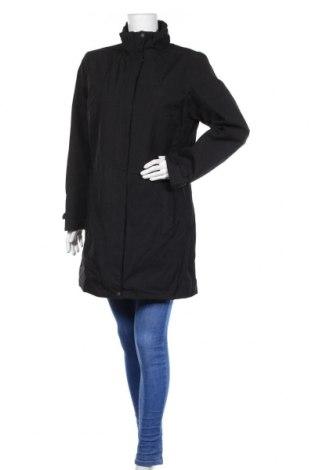 Дамско яке Vittorio Rossi, Размер M, Цвят Черен, Полиестер, Цена 19,55лв.