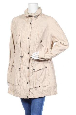 Дамско яке Woman By Tchibo, Размер XL, Цвят Бежов, Полиестер, Цена 18,75лв.