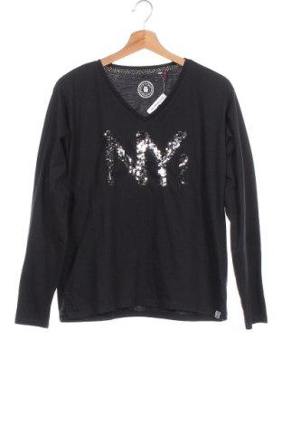 Παιδική μπλούζα George Gina & Lucy, Μέγεθος 15-18y/ 170-176 εκ., Χρώμα Μαύρο, 60% βαμβάκι, 40% πολυεστέρας, Τιμή 8,52€