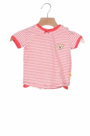 Παιδική μπλούζα Steiff, Μέγεθος 6-9m/ 68-74 εκ., Χρώμα Λευκό, 95% βαμβάκι, 5% ελαστάνη, Τιμή 5,77€
