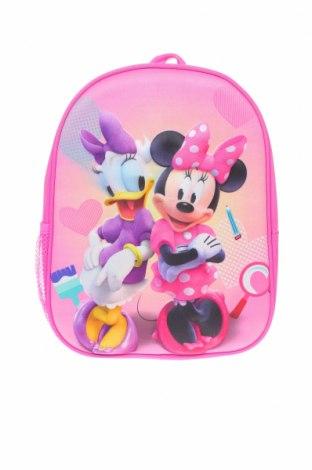 Детска раница Disney, Цвят Розов, Текстил, Цена 24,31лв.