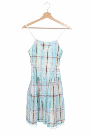 Παιδικό φόρεμα D-Xel, Μέγεθος 14-15y/ 168-170 εκ., Χρώμα Πολύχρωμο, 98% βαμβάκι, 2% ελαστάνη, Τιμή 3,86€