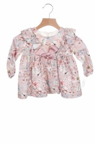 Παιδικό φόρεμα Lola Palacios, Μέγεθος 9-12m/ 74-80 εκ., Χρώμα Πολύχρωμο, Βαμβάκι, Τιμή 19,77€