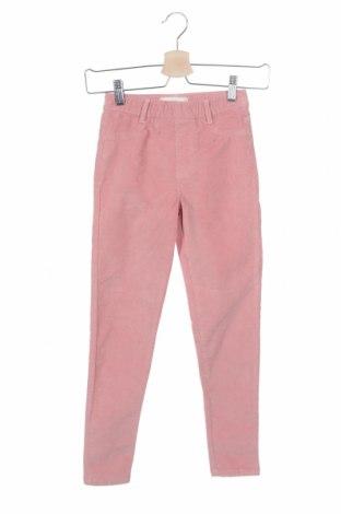 Παιδικό κοτλέ παντελόνι Mango, Μέγεθος 8-9y/ 134-140 εκ., Χρώμα Ρόζ , 98% βαμβάκι, 2% ελαστάνη, Τιμή 9,43€