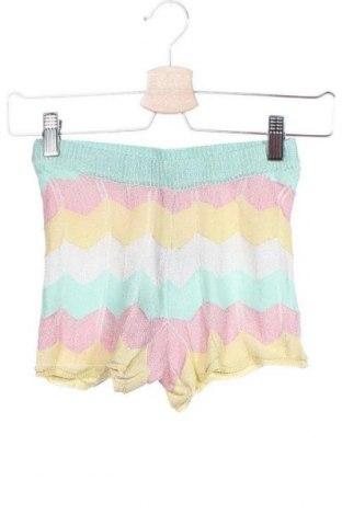 Παιδικό κοντό παντελόνι Only Kids, Μέγεθος 6-7y/ 122-128 εκ., Χρώμα Πολύχρωμο, 90% βισκόζη, 10% μεταλλικά νήματα, Τιμή 9,07€