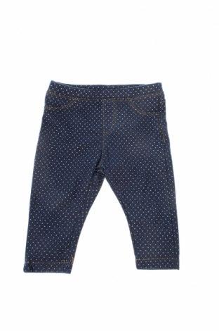 Παιδικό κολάν Zara, Μέγεθος 3-6m/ 62-68 εκ., Χρώμα Μπλέ, 79% βαμβάκι, 16% πολυεστέρας, 5% ελαστάνη, Τιμή 7,14€