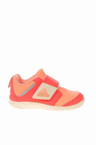 Παιδικά παπούτσια Adidas, Μέγεθος 24, Χρώμα Ρόζ , Δερματίνη, Τιμή 17,63€