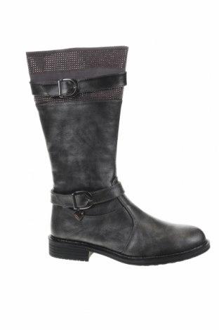 Παιδικά παπούτσια Balducci, Μέγεθος 35, Χρώμα Γκρί, Δερματίνη, Τιμή 40,72€