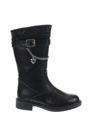 Παιδικά παπούτσια Balducci, Μέγεθος 25, Χρώμα Μαύρο, Δερματίνη, Τιμή 40,72€
