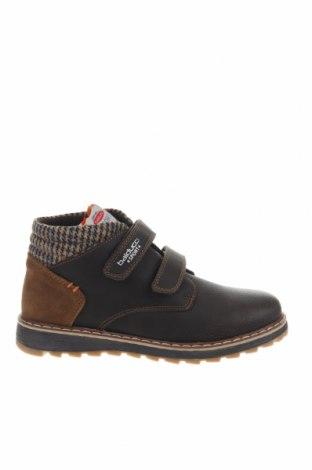 Παιδικά παπούτσια Balducci, Μέγεθος 35, Χρώμα Καφέ, Γνήσιο δέρμα, δερματίνη, κλωστοϋφαντουργικά προϊόντα, Τιμή 30,54€
