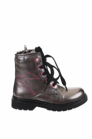Παιδικά παπούτσια Balducci, Μέγεθος 27, Χρώμα Ασημί, Δερματίνη, Τιμή 26,68€