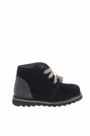 Παιδικά παπούτσια Balducci, Μέγεθος 25, Χρώμα Μπλέ, Φυσικό σουέτ, Τιμή 30,54€