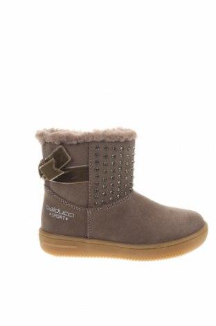 Παιδικά παπούτσια Balducci, Μέγεθος 23, Χρώμα Καφέ, Κλωστοϋφαντουργικά προϊόντα, Τιμή 35,57€