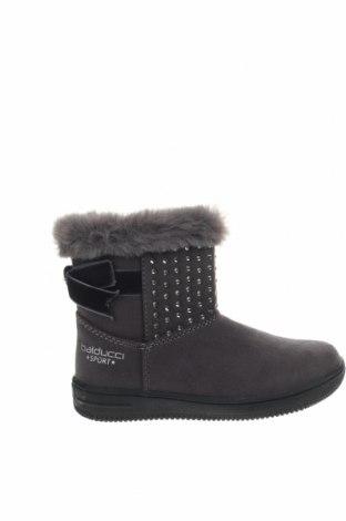 Παιδικά παπούτσια Balducci, Μέγεθος 24, Χρώμα Γκρί, Κλωστοϋφαντουργικά προϊόντα, Τιμή 35,57€