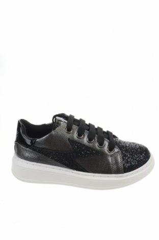 Παιδικά παπούτσια Balducci, Μέγεθος 29, Χρώμα Ασημί, Δερματίνη, κλωστοϋφαντουργικά προϊόντα, Τιμή 24,90€