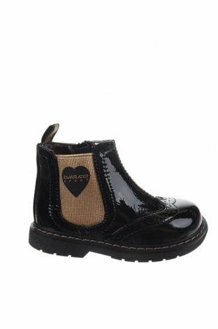 Παιδικά παπούτσια Balducci, Μέγεθος 22, Χρώμα Μαύρο, Δερματίνη, Τιμή 18,85€