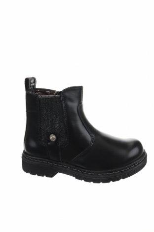 Детски обувки Balducci, Размер 26, Цвят Черен, Еко кожа, Цена 30,81лв.