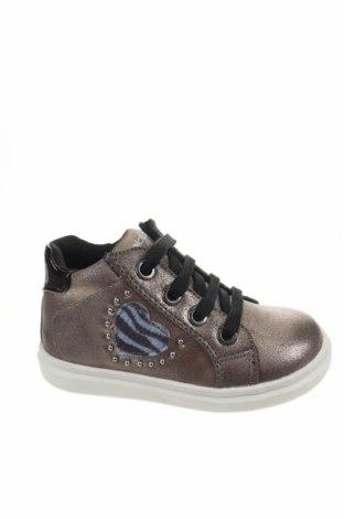 Παιδικά παπούτσια Balducci, Μέγεθος 23, Χρώμα Χρυσαφί, Δερματίνη, Τιμή 21,29€