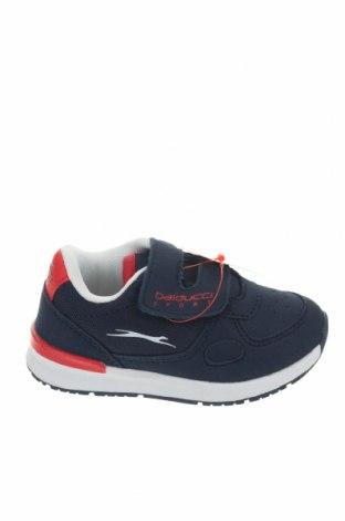 Παιδικά παπούτσια Balducci, Μέγεθος 22, Χρώμα Μπλέ, Κλωστοϋφαντουργικά προϊόντα, δερματίνη, Τιμή 16,12€