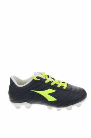 Παιδικά παπούτσια Diadora, Μέγεθος 32, Χρώμα Μπλέ, Δερματίνη, Τιμή 17,89€